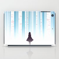 birch iPad Cases featuring Birch by Scott Uminga