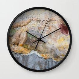 Renaissance Wall 2 Wall Clock