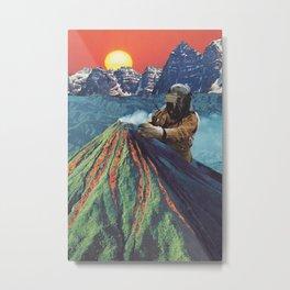 18:01 Metal Print