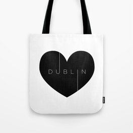 I left my heart in Dublin Tote Bag