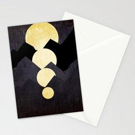 Full Moon (Luna) Stationery Cards