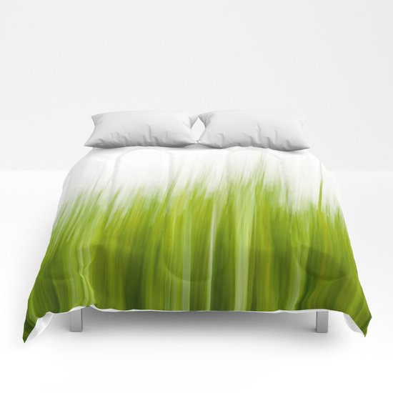 Grass wipe --- Gras-Wusch Comforters