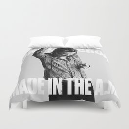 Made in the A.M Harry Duvet Cover
