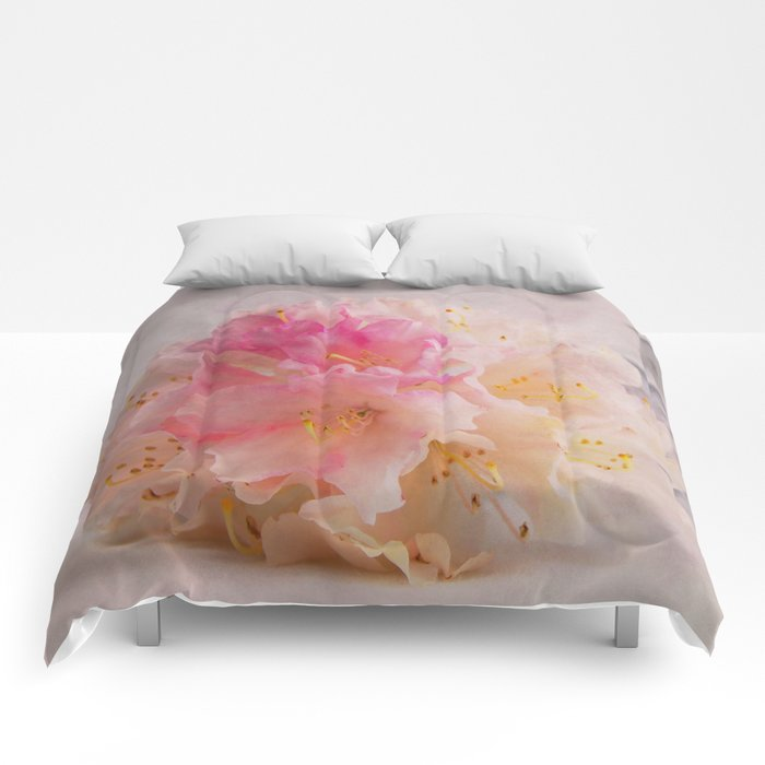 Rhododendron Comforters
