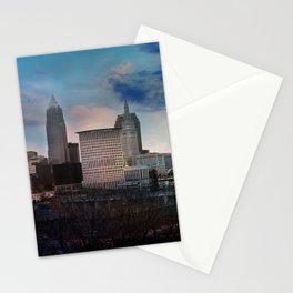 The CLE. Stationery Cards