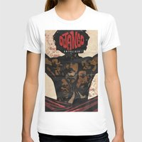 django T-shirts featuring Django by C.R.ILLUSTRATION