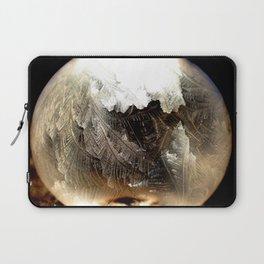 Bubble Frozen in Time Laptop Sleeve