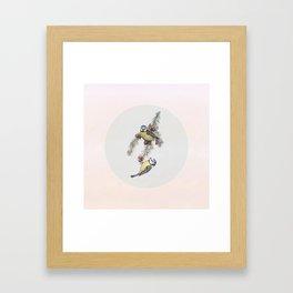 Tits Framed Art Print