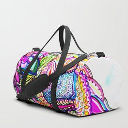 Illusion Fantasy in Flight Duffle Bag