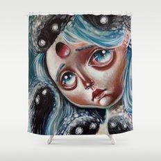 Spirit Keeper Shower Curtain