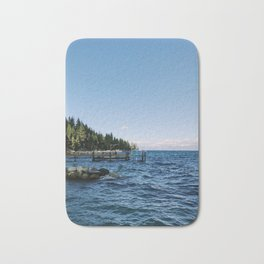 Meeks Bay Vista Bath Mat