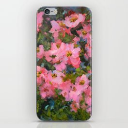 Spring Apple Blossoms iPhone Skin