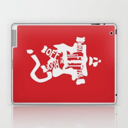 What if I Fall off the Roof? -The Santa Clause Laptop & iPad Skin