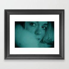 Miss Monroe Framed Art Print