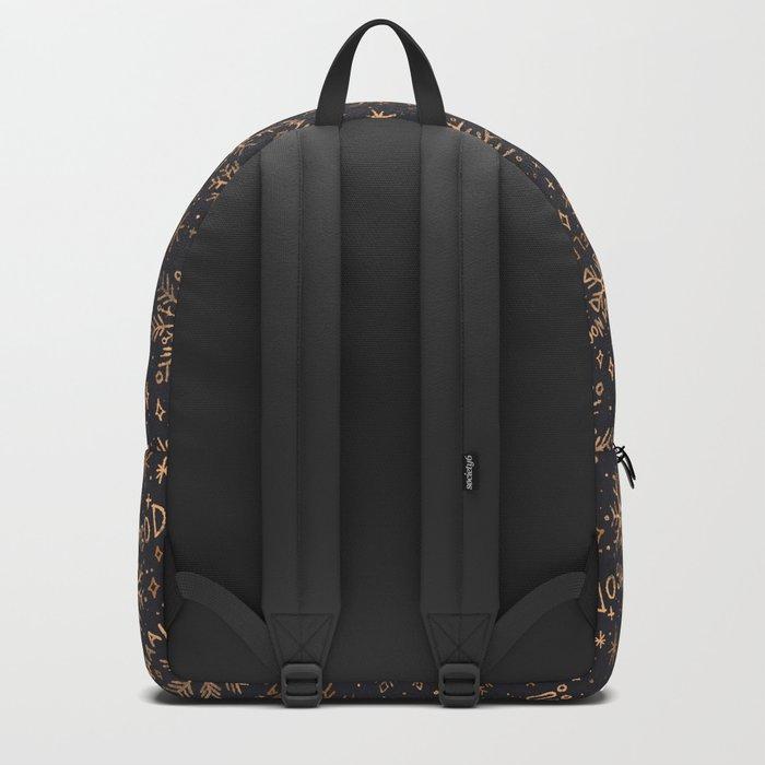 SnowFall Backpack