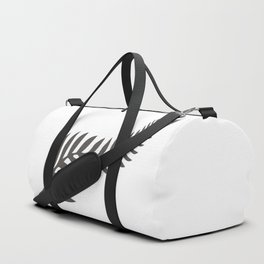 Silver Fern of New Zealand Duffle Bag