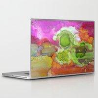safari Laptop & iPad Skins featuring Safari by Heather Plewes Art