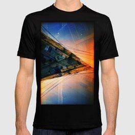 CD (35mm multi exposure) T-shirt
