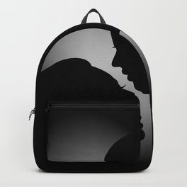 Couple in love Backpack