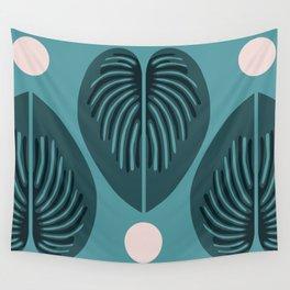 Hjärtblad Wall Tapestry