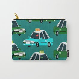 Lantau Taxi Carry-All Pouch