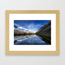 Ladakh, India Framed Art Print