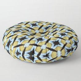Star Cross Floor Pillow