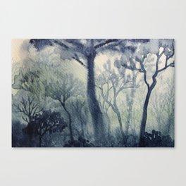 Memory Landscape 4 Canvas Print