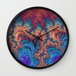 The Range of Strange Wall Clock