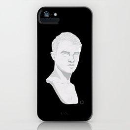 Lando Norris Antique Portrait iPhone Case