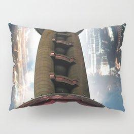 Shanghai - Oriental Pearl Tower Pillow Sham