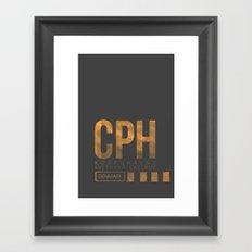 CPH Framed Art Print