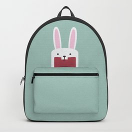 Jawdrop Bunny Backpack