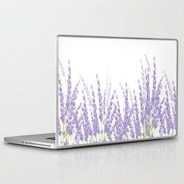 Lavender in the Field Laptop & iPad Skin