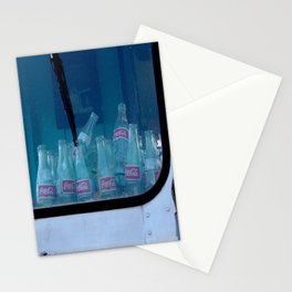 Empty Bottles Empty Dreams Stationery Cards
