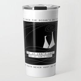 Colony Collapse Art Print Travel Mug