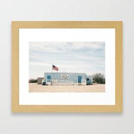 Desert Dreams 8 Framed Art Print