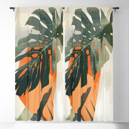 Jungle 3 Blackout Curtain