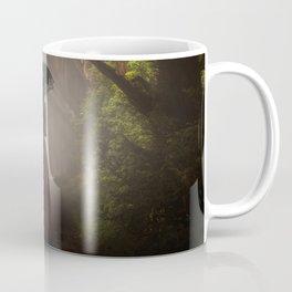 Satin red dress Coffee Mug