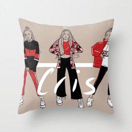 SKAM Espana / Cris Soto Throw Pillow