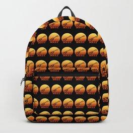 Ukulele Sun Backpack