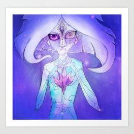 Soul palace Art Print