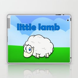 Little lamb Laptop & iPad Skin