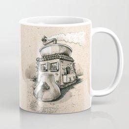 Coffee House Coffee Mug