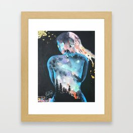 The Feeling of Being Framed Art Print