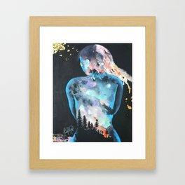 The Feeling of Being Framed Art Print