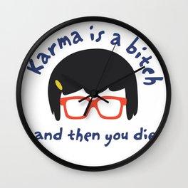 According to Tina... Wall Clock