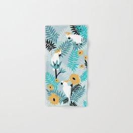 Playful Cockatoos  Hand & Bath Towel