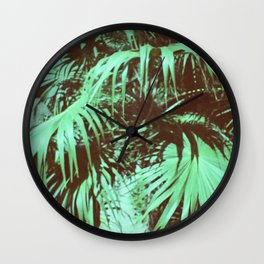 Trees of Paradice Wall Clock