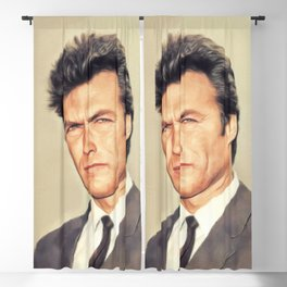 Clint Eastwood, Actor Blackout Curtain